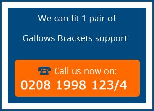 Gallows Brackets Fix